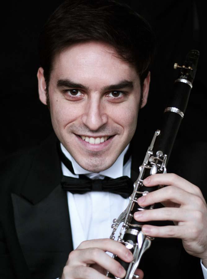 jordi juan Pérez clarinetista