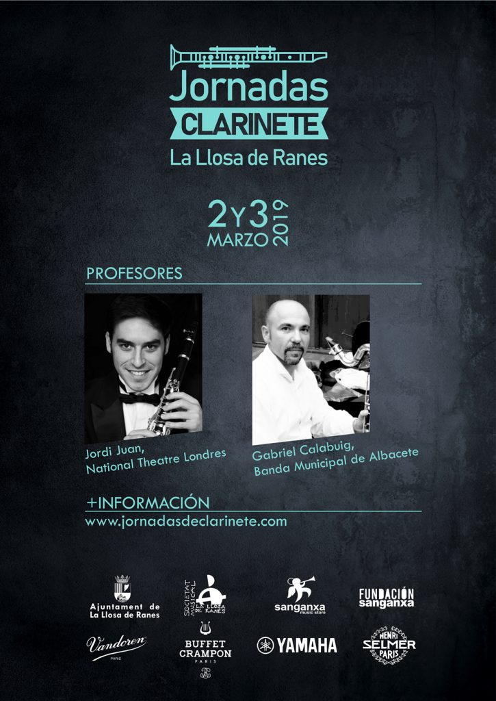 days of clarinet valencia